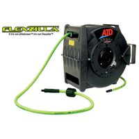 "ATD Tools - 31163 Levelwind Retractable Air Hose Reel with 3/8"" x 60 ft. Premium Flexzilla® Hose"