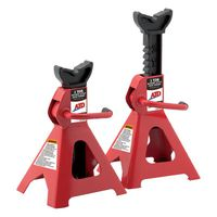 ATD Tools - 7443 3 Ton Ratchet Style Jack Stands
