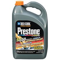Prestone - AF850 Dex-Cool 50/50 Prediluted Extended Life Antifreeze/Coolant