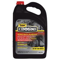 Prestone - AFC11100 Command Heavy Duty Prediluted 50/50 Extended Life Antifreeze/Coolant