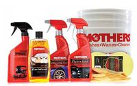 Mothers - 90024-18 California Gold Wash & Wax In A Bucket Kit